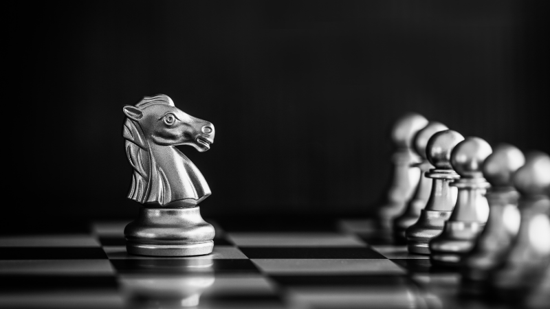 A picture containing chessman  Description automatically generated