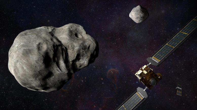 NASA First Planetary Defense Mission Target