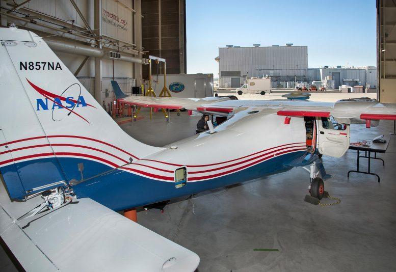 NASA X-57 Maxwell