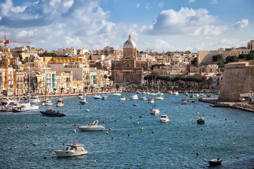 Valetta, the capital of Malta